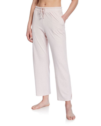 Ophia Jersey Ankle Pants