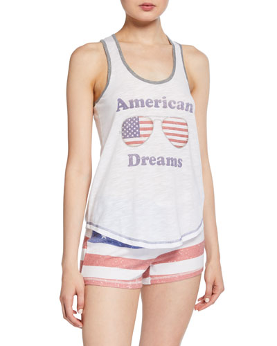 American Dreams Tank Top