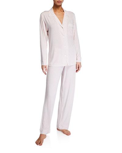 Nordic Stripe Classic Pajama Set