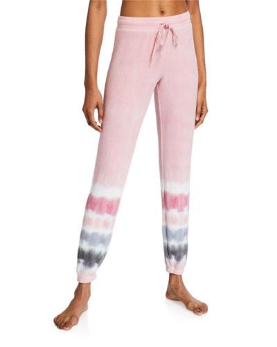 Lounge More Tie-Dye Jogger Pants