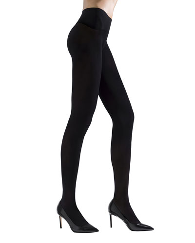 2-Pack Revolutionary Seamless Opaque Tights