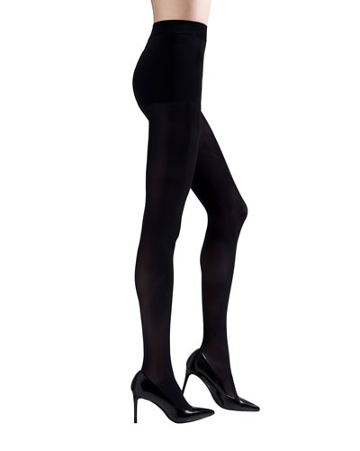 2-Pack Firm Fit Opaque Tights
