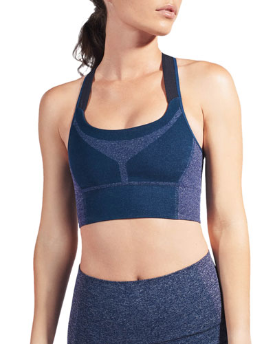 Rocket Scoop-Neck Sports Bra