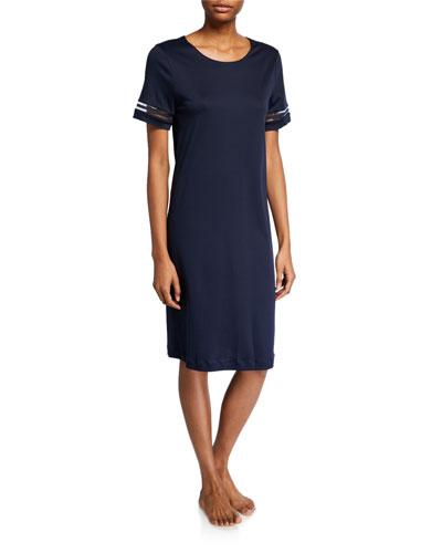Ilona Short-Sleeve Nightgown