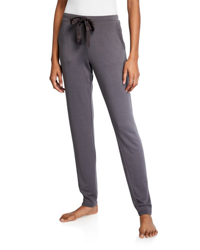Cozy Drawstring Jogger Pants