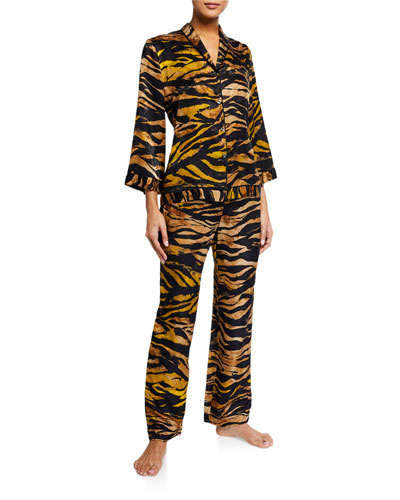 Tigress Classic Pajama Set