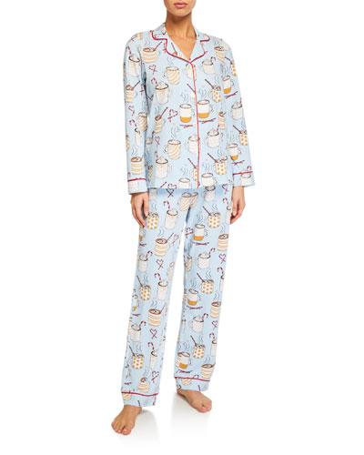 Christmas Cocoa Classic Pajama Set