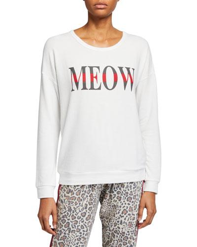 Wild Heart Graphic Sweatshirt