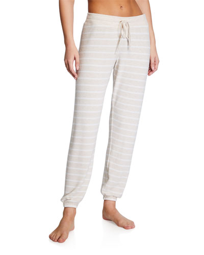 Wanted Striped Jogger Pants