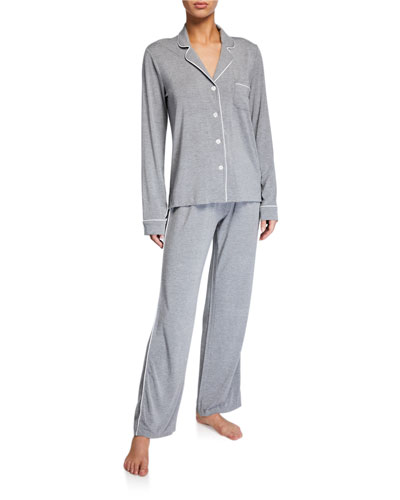 Starry Eyed Pajama Set with Sleep Mask
