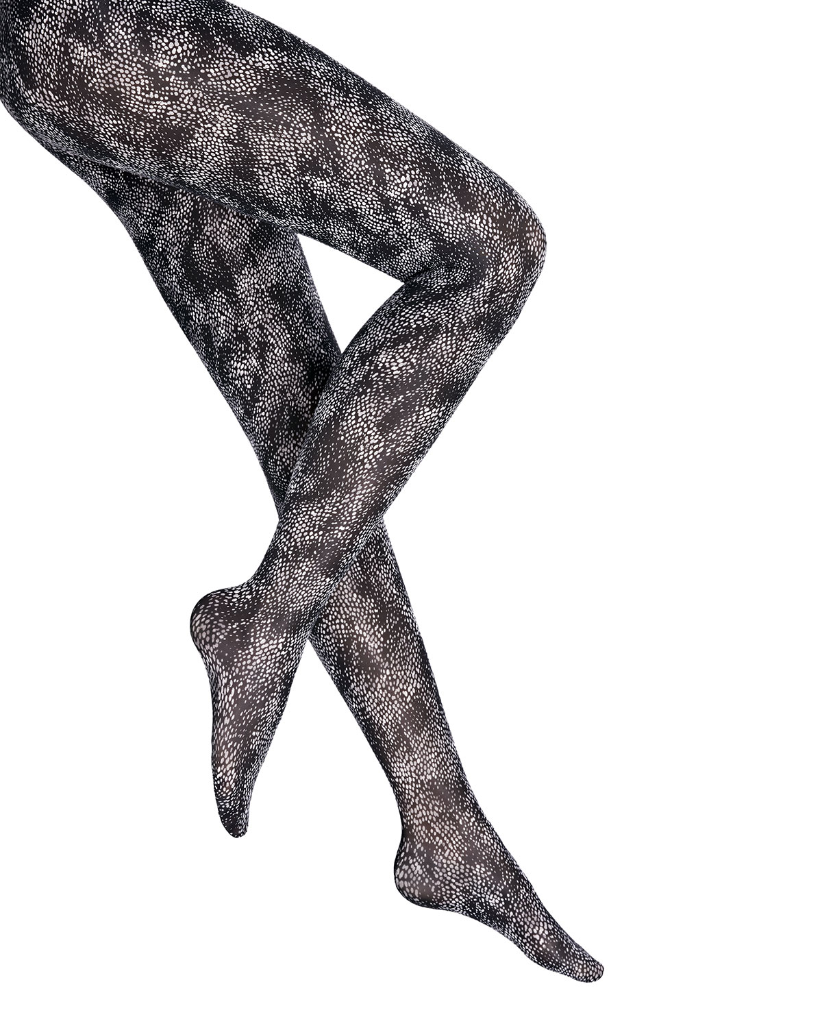 Wolford Pants SPECKLES PATTERN TIGHTS