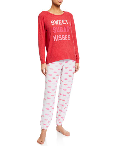 Sugarfina Long Pajama Set