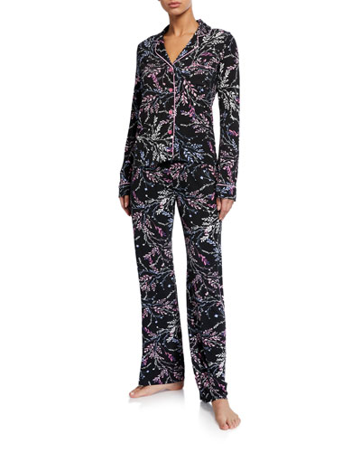 Fancy Flora Classic Pajama Set