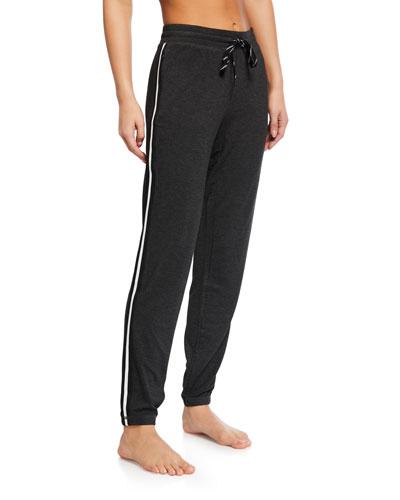 Passenger Side-Stripe Jogger Lounge Pants
