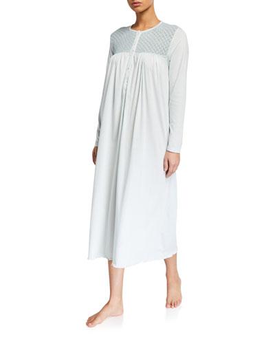 Analisa Long-Sleeve Nightgown