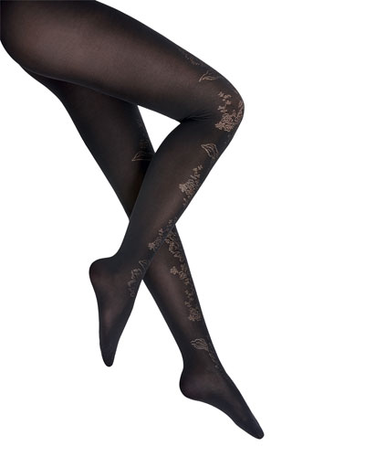 Jungle Nights Opaque Tights