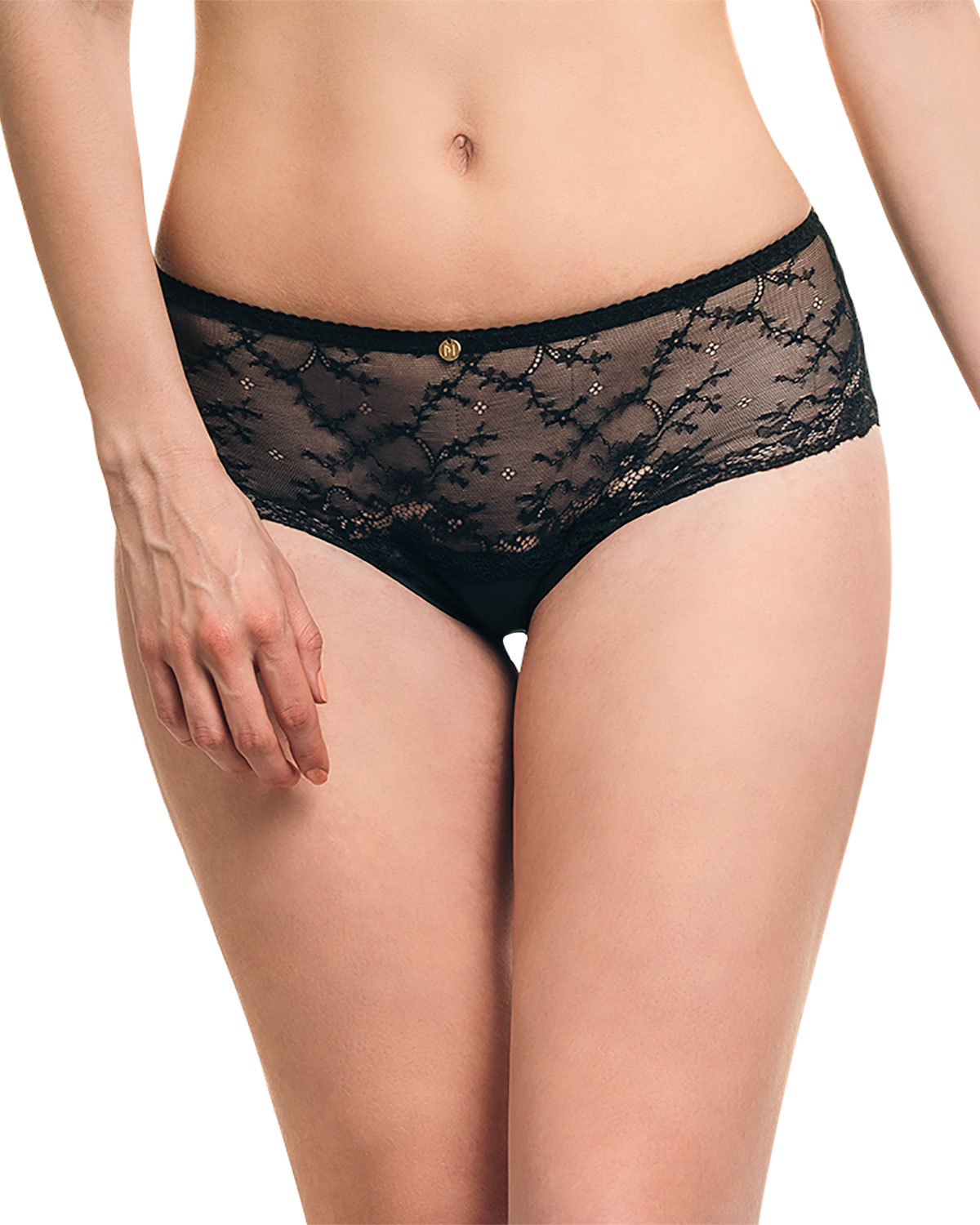 Fancy Lace Hipster Briefs