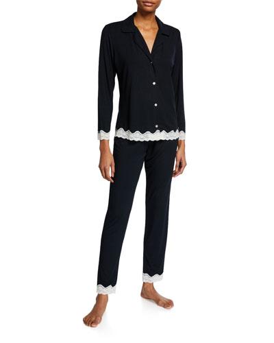 Lady Godiva Elegant Pajama Set