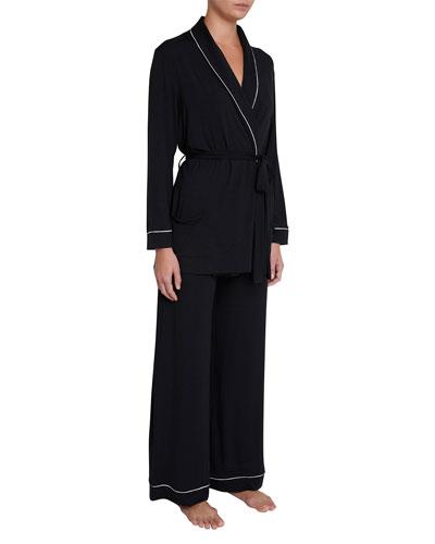 Gisele Nightcap Pajama Set