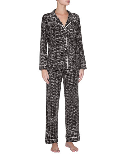 Sleep Chic Print Pajama Set