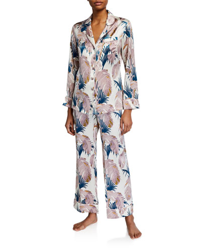 Lila Pandora Classic Pajama Set
