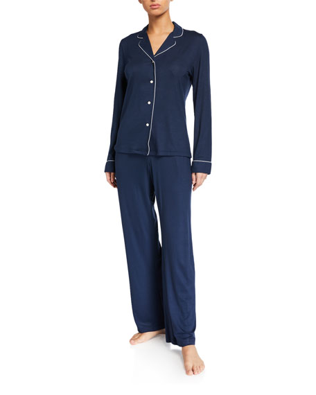 Derek Rose Lara 1 Jersey Pajama Set