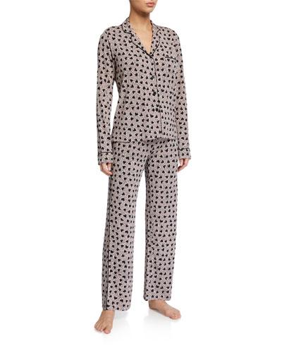 Heart to Heart Classic Pajama Set