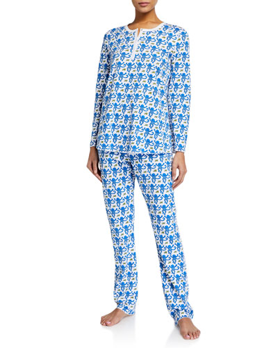 Monkey Pajama Set