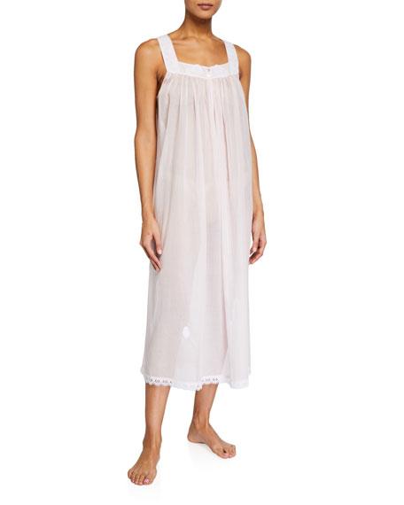 Celestine Ella Lace-Trim Nightgown