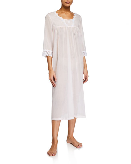 Celestine Sabrina 3/4-Sleeve Nightgown