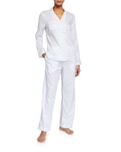 Capri 16 Poplin Pajama Set