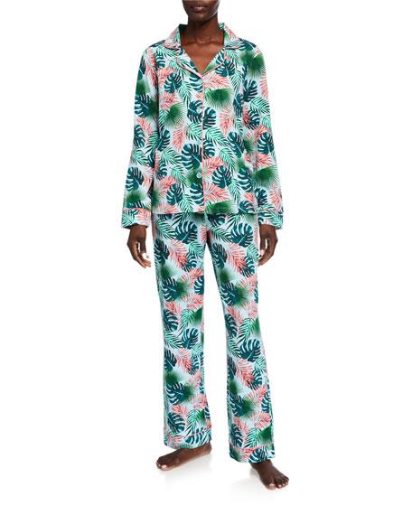 BedHead Pajamas Palm Paradise Classic Pajama Set