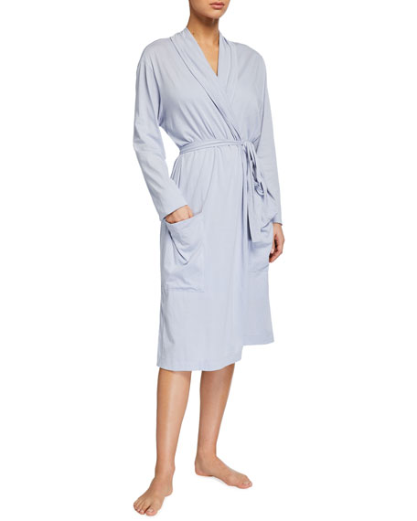 Skin Kathie Organic Cotton Robe