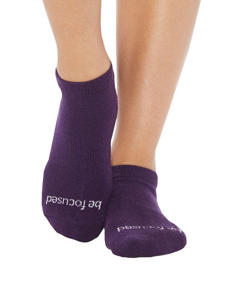 Sticky Be Socks Be Focused Grip Socks