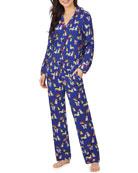 BedHead Pajamas Costume Party Long-Sleeve Classic Pajama Set
