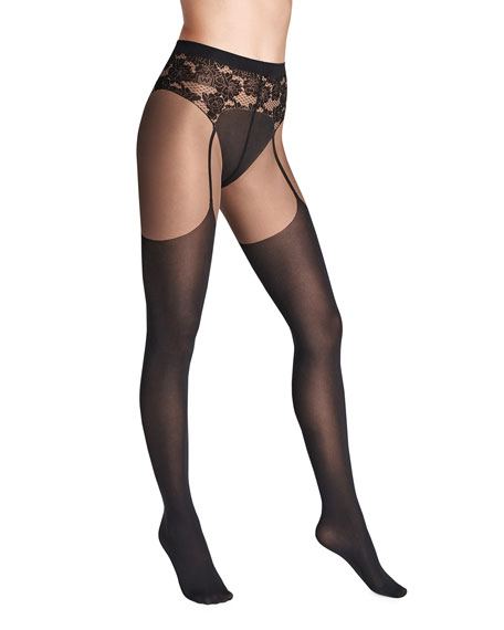 Wolford Andy Illusion Tights