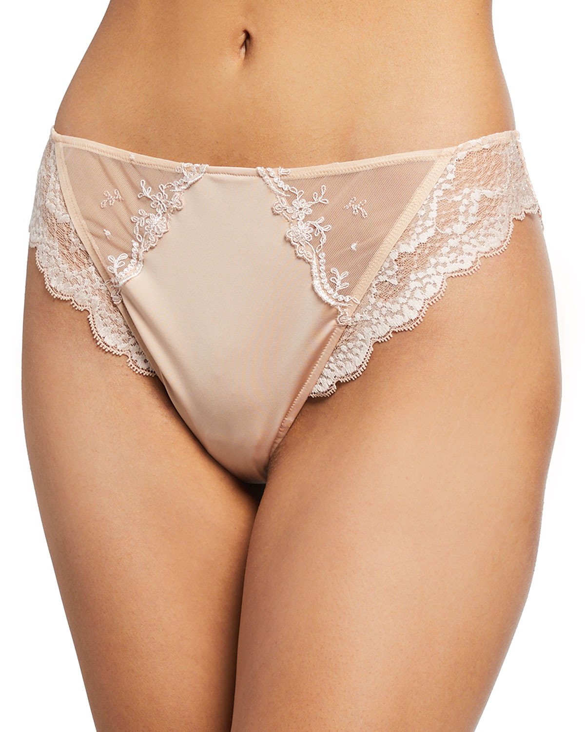 Ecrin Complice Lace Thong