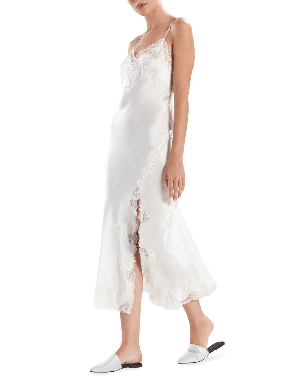 Lolita Silk Charmeuse Nightgown