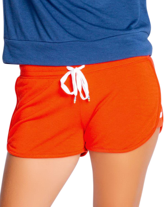 Pj Salvage Shorts RETRO SIDE-STRIPE LOUNGE SHORTS