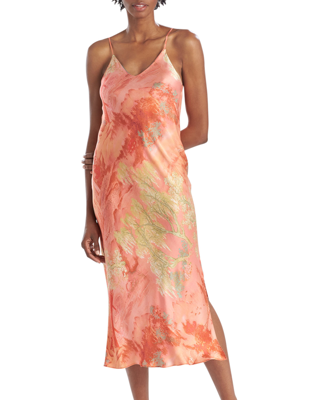 Sansui Long Nightgown