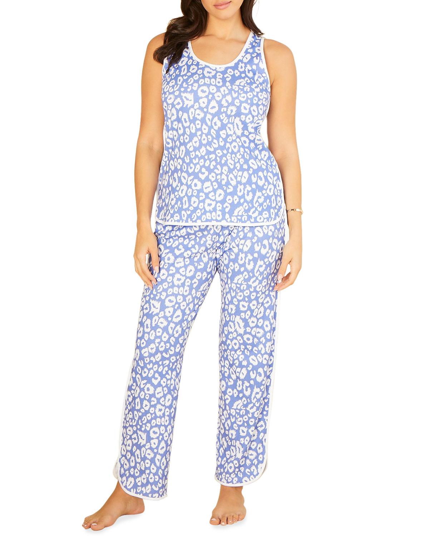Tank Top & Pant Pajama Set