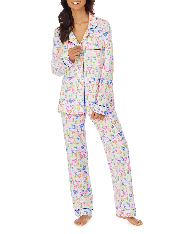 Margaritas Classic Novelty Pajama Set