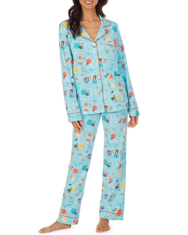 Sunny Days Classic Pajama Set
