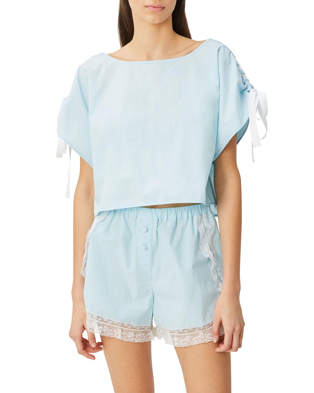 Gina Pajama Top