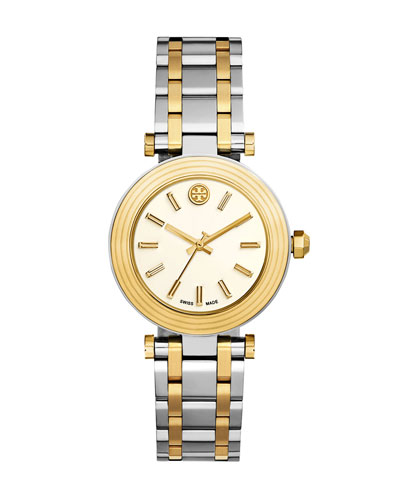 The Classic T Two-Tone Watch