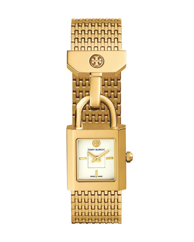 Surrey Golden Two-Hand Watch