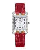 Hermès Cape Cod Watch, 23 x 23 mm
