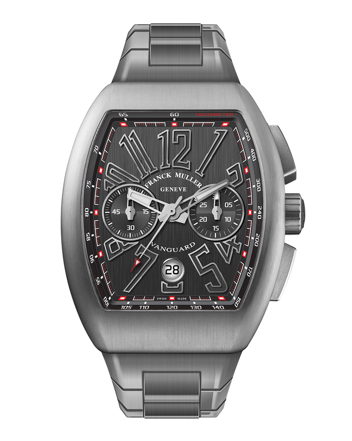 Vanguard Automatic Chronograph Watch