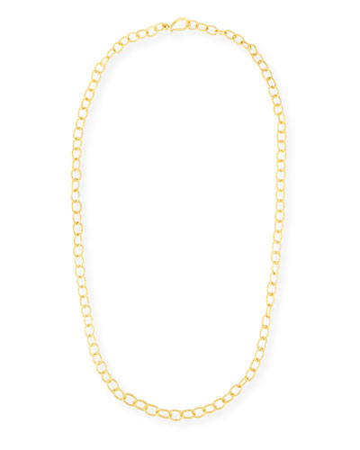 Classic Link Chain Necklace, 36