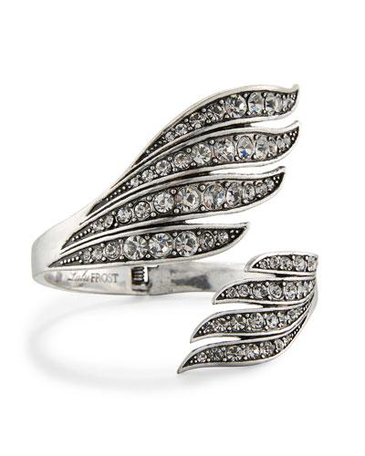 Lillie Open Wing Cuff Bracelet